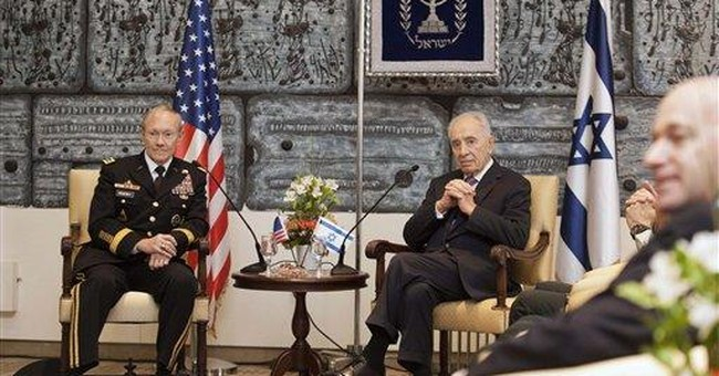 US military chief holds talks in Israel on Iran