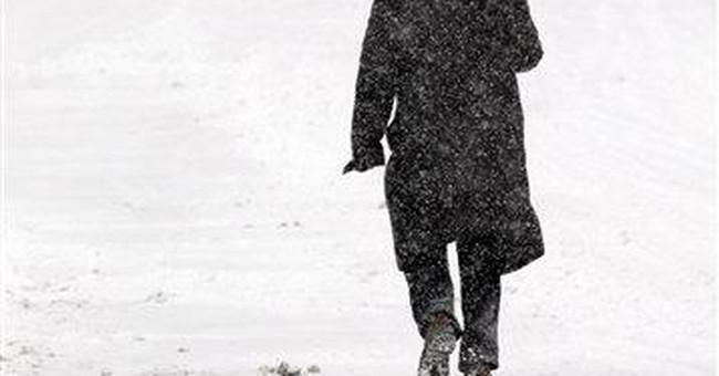 Snow cancels flights, snarls traffic in Chicago