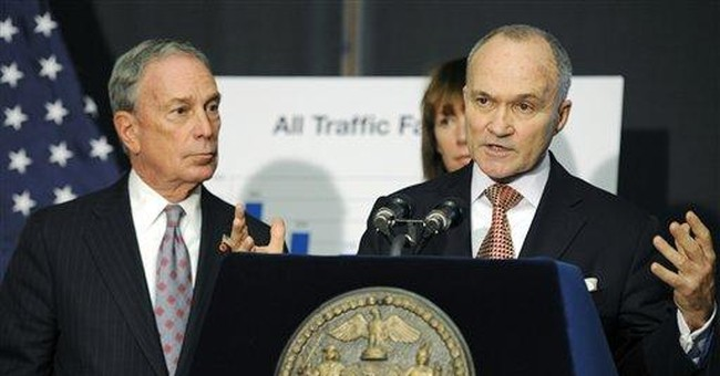 Authority for NYPD-CIA collaboration questioned