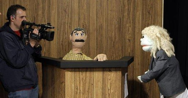 TV station covers Ohio bribery trial with puppets