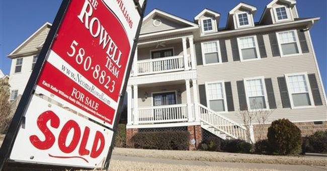 Home sales up at end of dismal year, offering hope