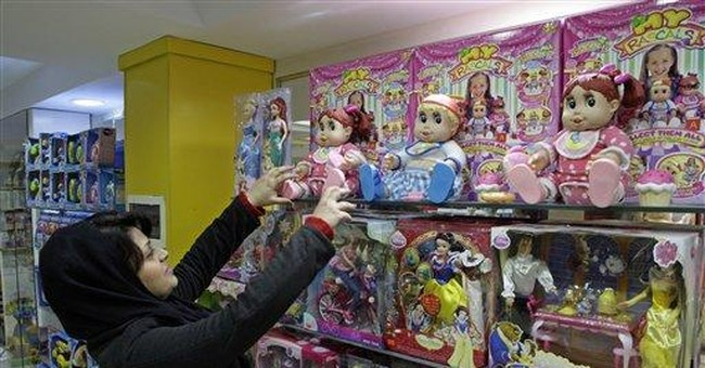 Agency: Iran shuts down shops selling Barbie dolls