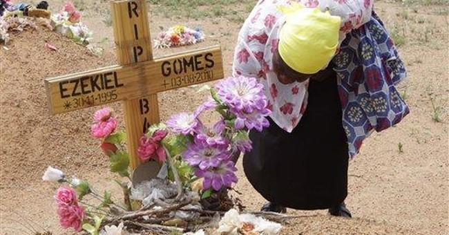 Apartheid's black-on-black divide slower to heal