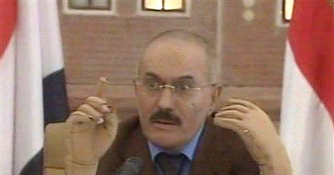 Yemen officials: Saleh to depart for Oman