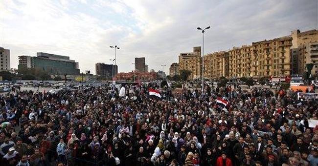 Egypt's Islamists win 75 percent of parliament