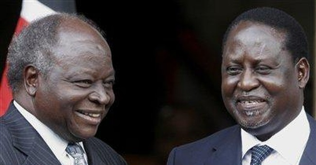 Kenya awaits ICC decision on prosecutions for 6