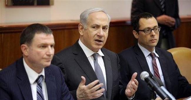 Israeli leader condemns Palestinian Muslim cleric