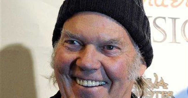 Neil Young journeys to Utah with new concert film