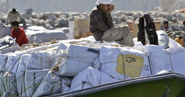 Iran's Gulf smugglers feel blowback from tensions