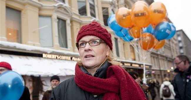 Conservative wins Finland election, runoff needed