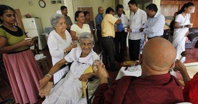 Sri Lanka donates eyes to the world