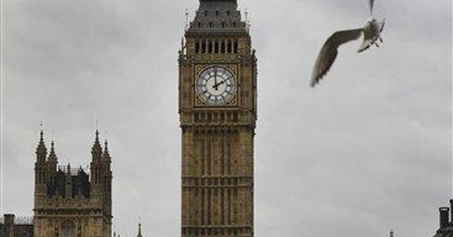 Lawmakers ponder major repairs to UK's Parliament