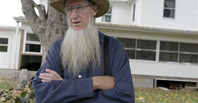 Judge won't consider release for Ohio Amish leader