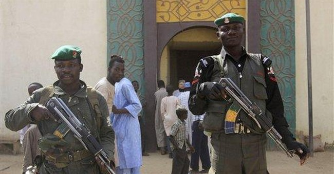 Plagued by violence, Nigeria begins to strain
