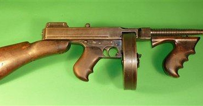 Purported Bonnie and Clyde guns sells for $210K