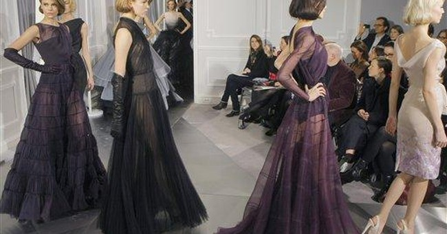 Dior impresses and Versace dazzles in couture