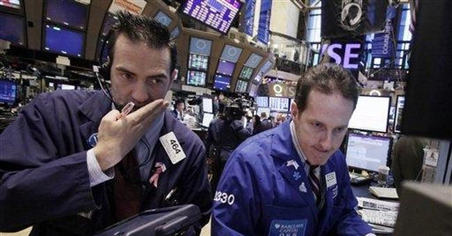 Stocks end mixed as Greece negotiates to cut debt