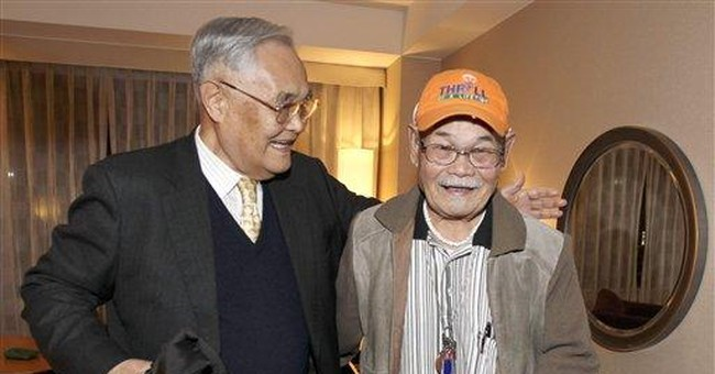 Brothers reunited in Japan after 6 decades apart