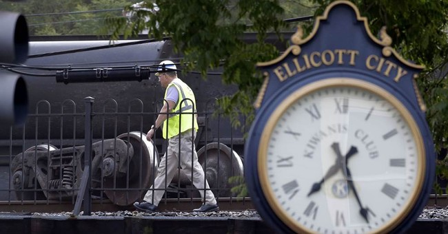 Investigator: Md. train was going authorized speed