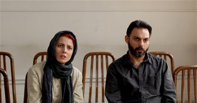 Iranian film in running for foreign language Oscar