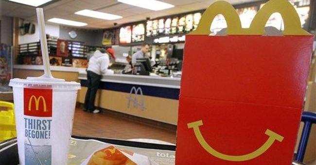 McDonald's 4Q net income jumps 11 pct