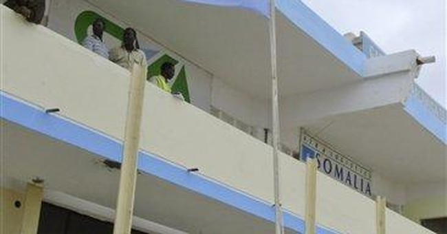 Truck bomb explodes at Ethiopian base in Somalia