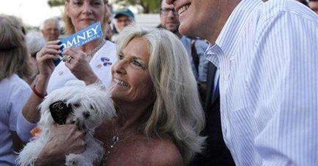 Romney talks housing, ends up defending banks