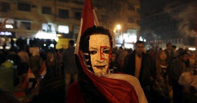 US lauds Egypt's first steps toward democracy