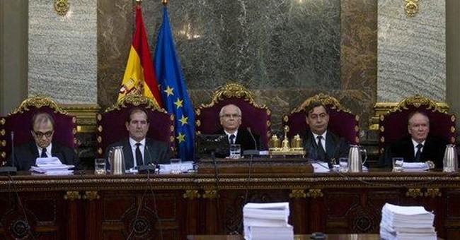 Spanish judge Garzon on trial for Franco-era probe