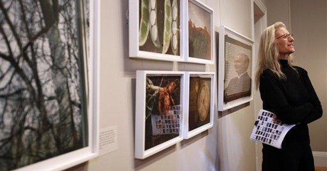 Annie Leibovitz opens new art show at Smithsonian