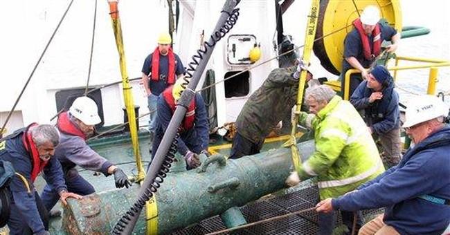 Florida salvage company to explore British wreck