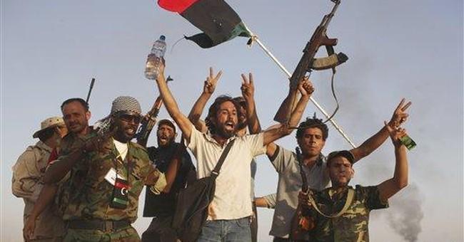 Gadhafi loyalists seize Libyan city