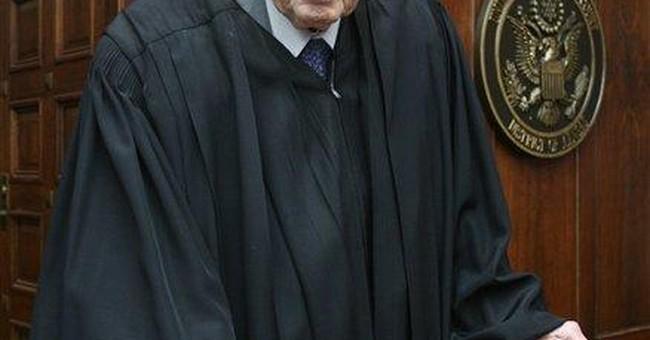 Nation's oldest federal judge dies at age 104