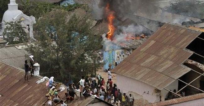 Inmates, guards clash in Sri Lanka prison, 28 hurt
