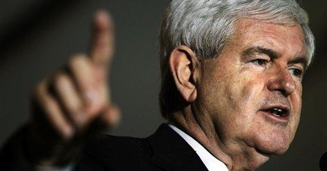 2nd Freddie Mac contract with Gingrich is released