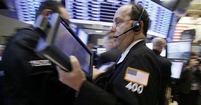 Greece, earnings worries send S&P to rare loss