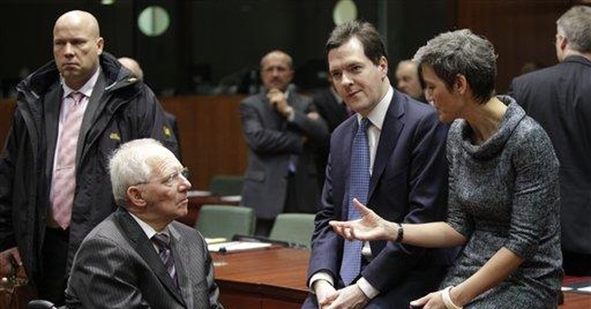 War of words over Greek debt heats up