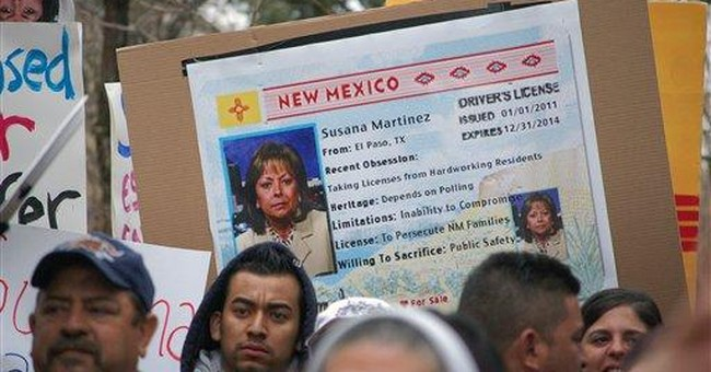 Immigrant license repeal falls short in first vote