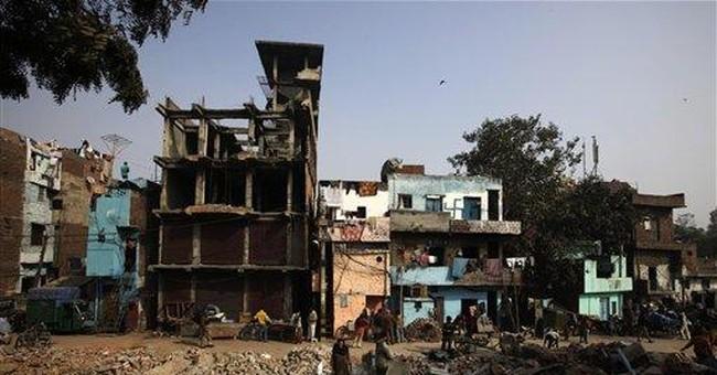 AP IMPACT: Delhi ignores own quake peril warnings