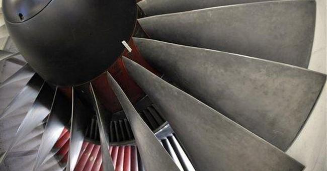 United Technologies 4Q profit up nearly 11 pct