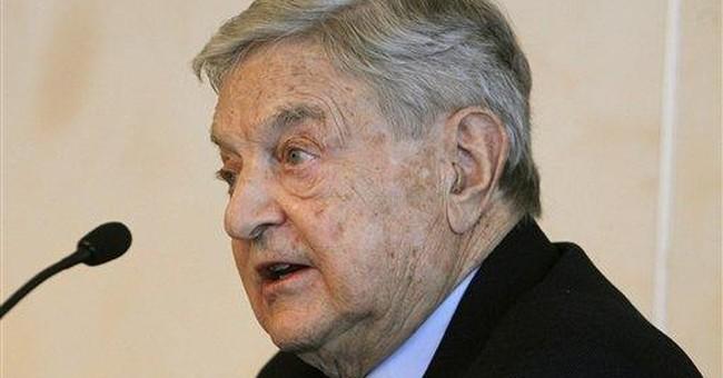 Soros: Stronger action to stop Europe debt crisis