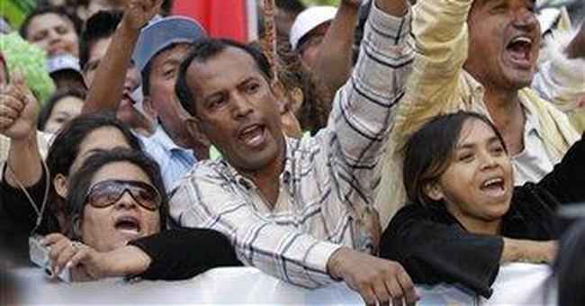 Public spending fuels Ecuador leader's popularity