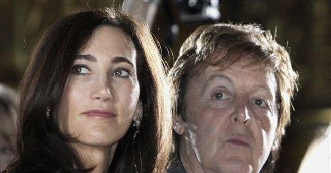McCartney's wife resigns from NYC transit board