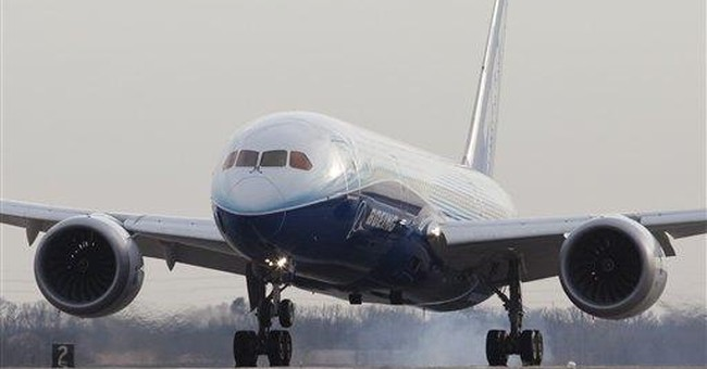 Boeing 4Q profit up as plane deliveries take off