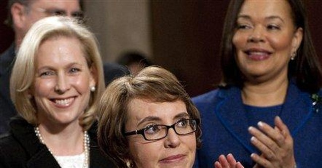 Giffords a reality check in chamber of politics