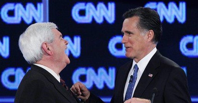 GOP insiders rise up to cut Gingrich down to size