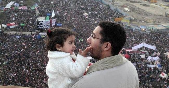 Egypt stocks surge after uprising anniversary
