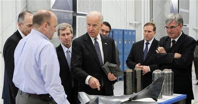 Biden: GOP candidates promoting Bush-era policies