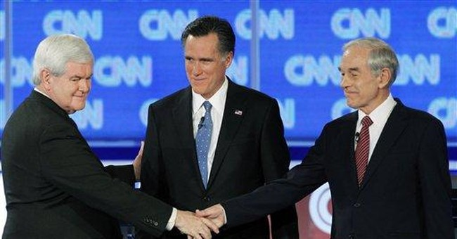 Romney is the aggressor in final Florida debate