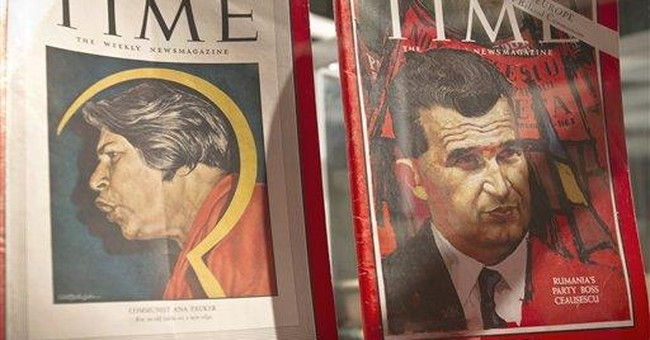 Ex-Romanian dictator's gifts up for auction